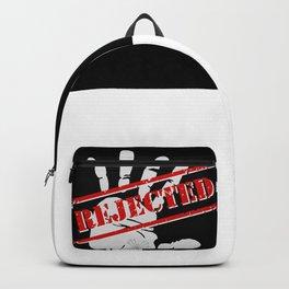 Rejected Backpack