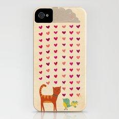 Valentines Slim Case iPhone (4, 4s)