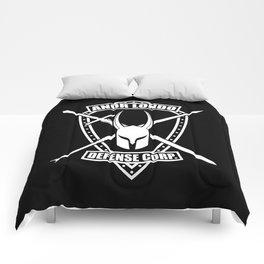Anor Londo Defense Corp Comforters