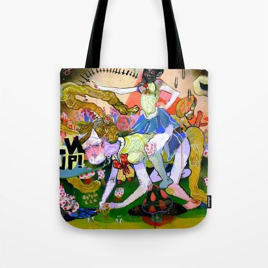 lvl up Tote Bag