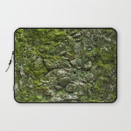 Green wall Laptop Sleeve