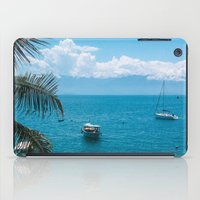 boats iPad Cases featuring Boats by Mauricio Santana