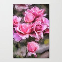 Rose 370 Canvas Print