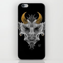 Devil #1 iPhone Skin