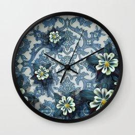 """""""Andalusian spring night"""" Wall Clock"""