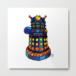 Dalek-it Like That Metal Print