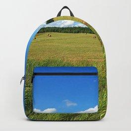 Summer field #society6 #buyart #buy #decor Backpack