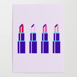 Lipstick Heaven Poster
