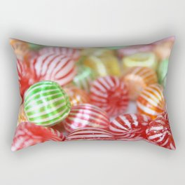 Sugar Candy Confectionary Rectangular Pillow