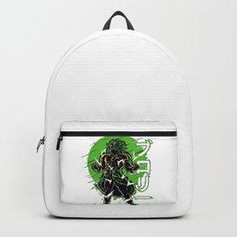 Big Bad Broly Backpack