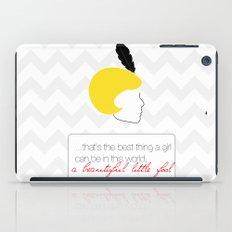 The Great Gatsby Daisy iPad Case
