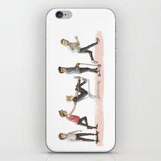 WWAT iPhone & iPod Skin