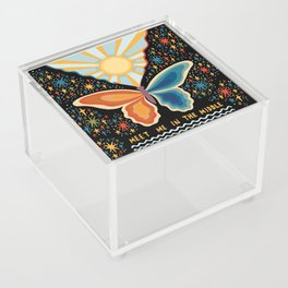 Meet me in the middle Acrylic Box
