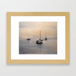 Sea View 271 Framed Art Print