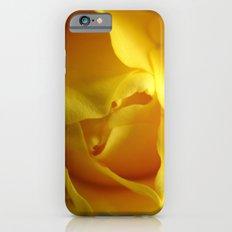 Yellow Roses #4 iPhone 6s Slim Case