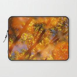 Autumn colors Laptop Sleeve