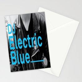 DJ Electric Blue / Pray for Taiwan Stationery Cards