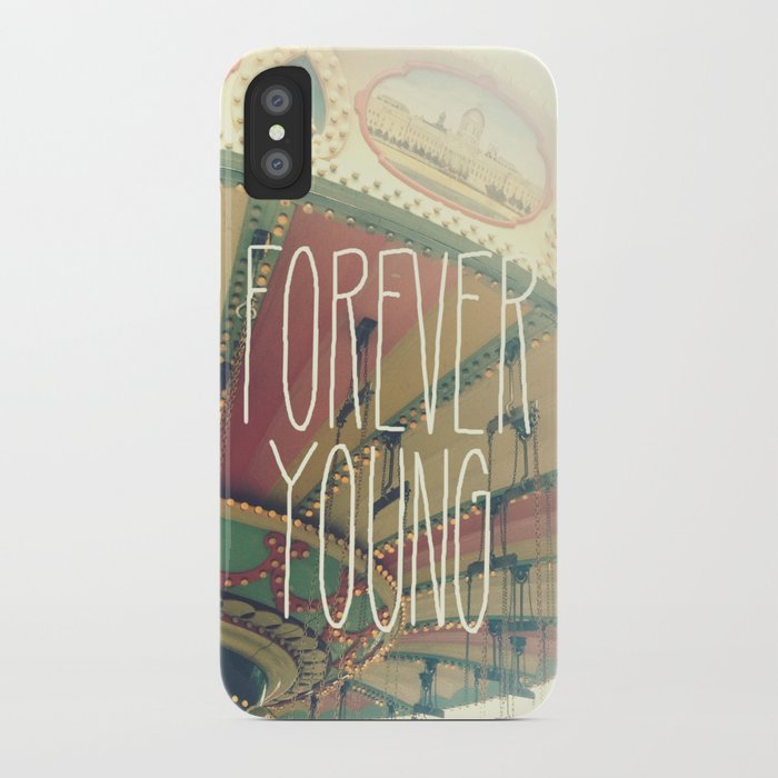 F∞REVER iPhone Case
