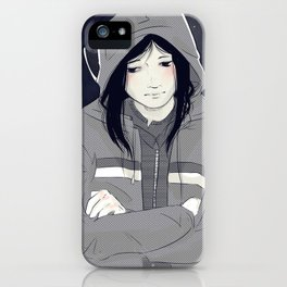 Child of the Night iPhone Case