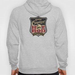 Clutchhotrods Shield Hoody