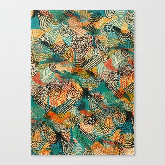 I'm crazy about Estelle Canvas Print