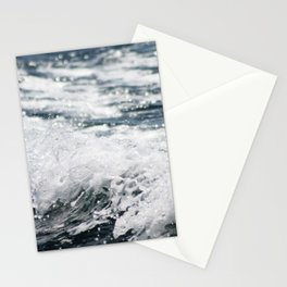 Crashing Ocean Wave Stationery Cards
