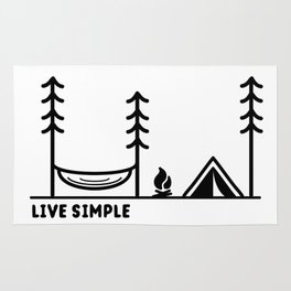Live Simple Rug