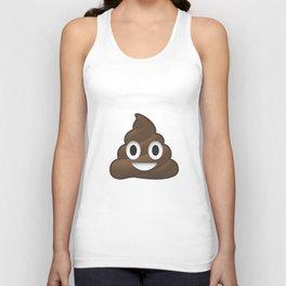 Whatsapp - Poop Unisex Tank Top