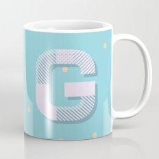 G is for Glamorous Mug