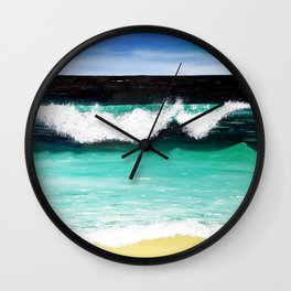 The Tide Wall Clock