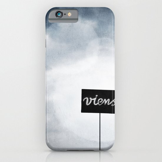 Viens ! iPhone & iPod Case