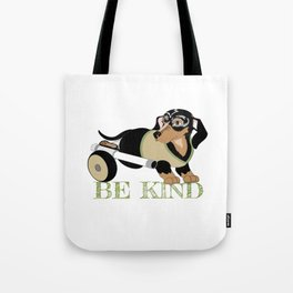 Ricky Bobby #3: Be Kind Tote Bag