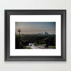 ATX Framed Art Print