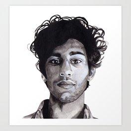 Zak Art Print