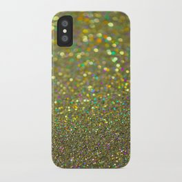 Partytime Gold iPhone Case