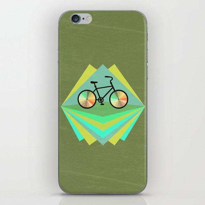wanna ride my bicycle iPhone Skin