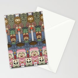 Island Inhabitants Tessellation Stationery Cards