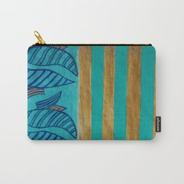 Aqualine Gold Carry-All Pouch