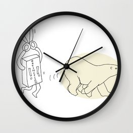 Its a real thing Wall Clock