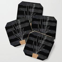 Scandi Plant 2 Coaster