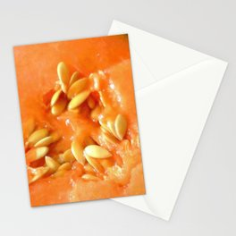 Melon Nature Stationery Cards