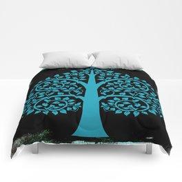 Bodhi Tree0107 Comforters