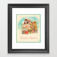 Moonrise Kingdom Framed Art Print