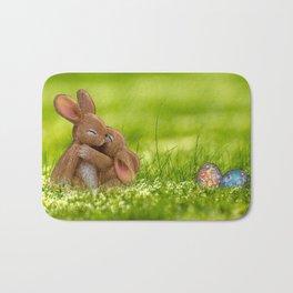 Easter Bonny | Lapin de Pâques Bath Mat