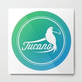 Tucano Style (Trippy Color) Metal Print