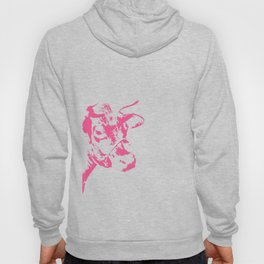 Follow the Pink Herd #700 Hoody