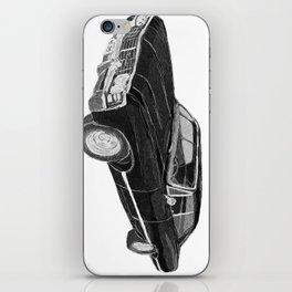'67 Chevy Impala (w/o background) iPhone Skin