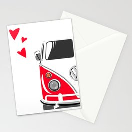Combi LOVE LeftSide Stationery Cards