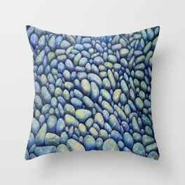 RiverStones Throw Pillow
