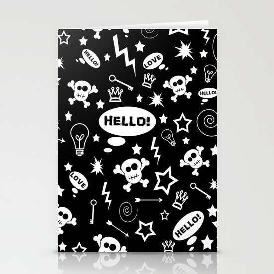Hello Love! Stationery Cards
